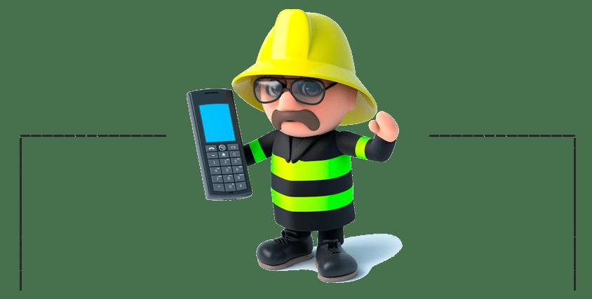 bombero-dibujo